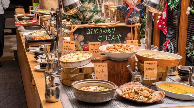 tokyo lunch buffet012